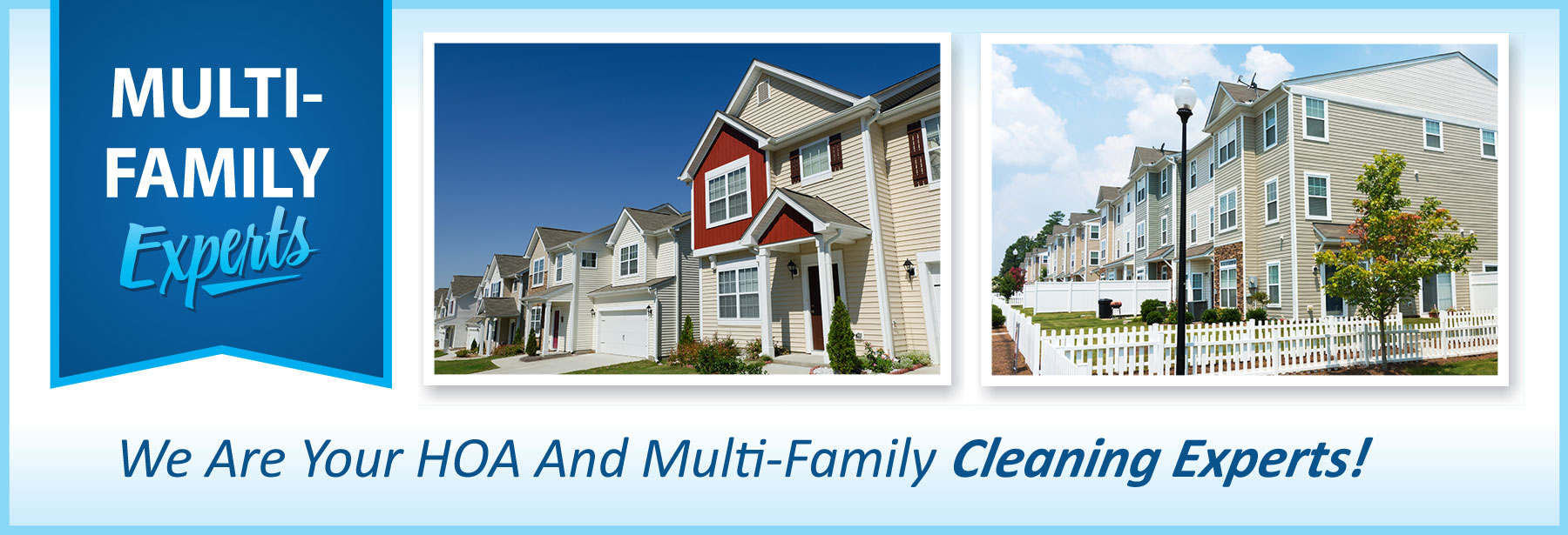 hoa property cleaning multifamily cleaning